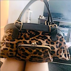 Dolce & Gabbana Leather Cowhide Purse NO OFFERS